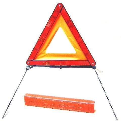 z  triangle de securite pour voiture  grun signalisation